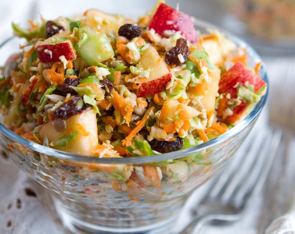 You know you want it. Detox salad - bad name, yummy taste. image: ohsheglows.com